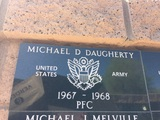Michael D Daugherty