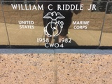 William C Riddle Jr