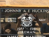 Johnny a e huckins