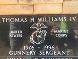 Thomas H Williams IV
